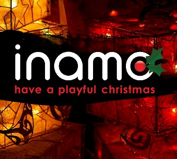 book your christmas event at inamo