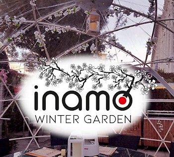 Igloos & Winter Garden - inamo Camden